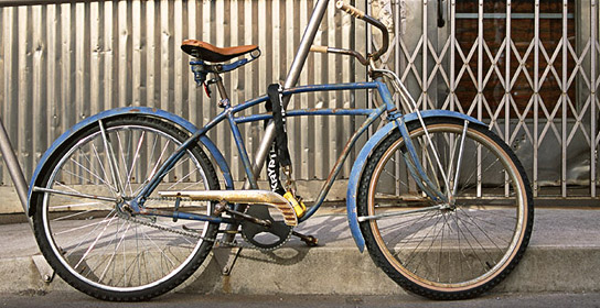 廃棄 自転車