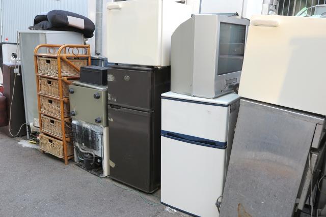 洗濯機を不用品回収業者に依頼する