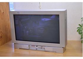 ブラウン管テレビ 画像