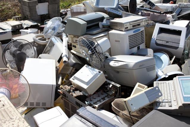 家電リサイクル法の歴史